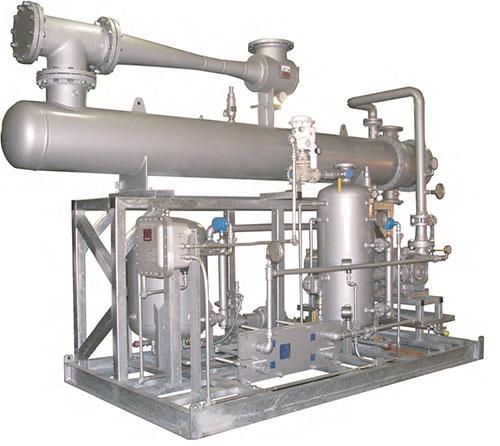 Vacuum Pump System Design : Liquid ring pumps